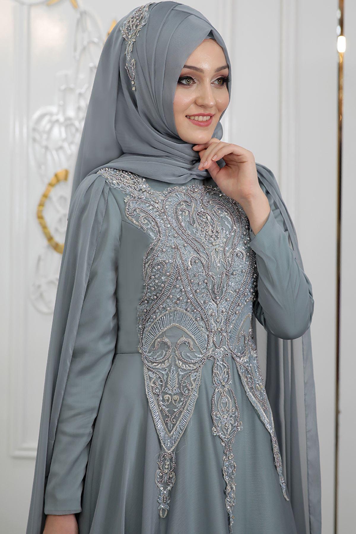 Pınar Şems - Hazar Abiye Mint