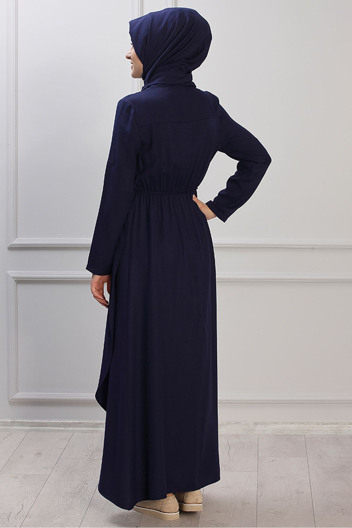 Ayça Dress Purple