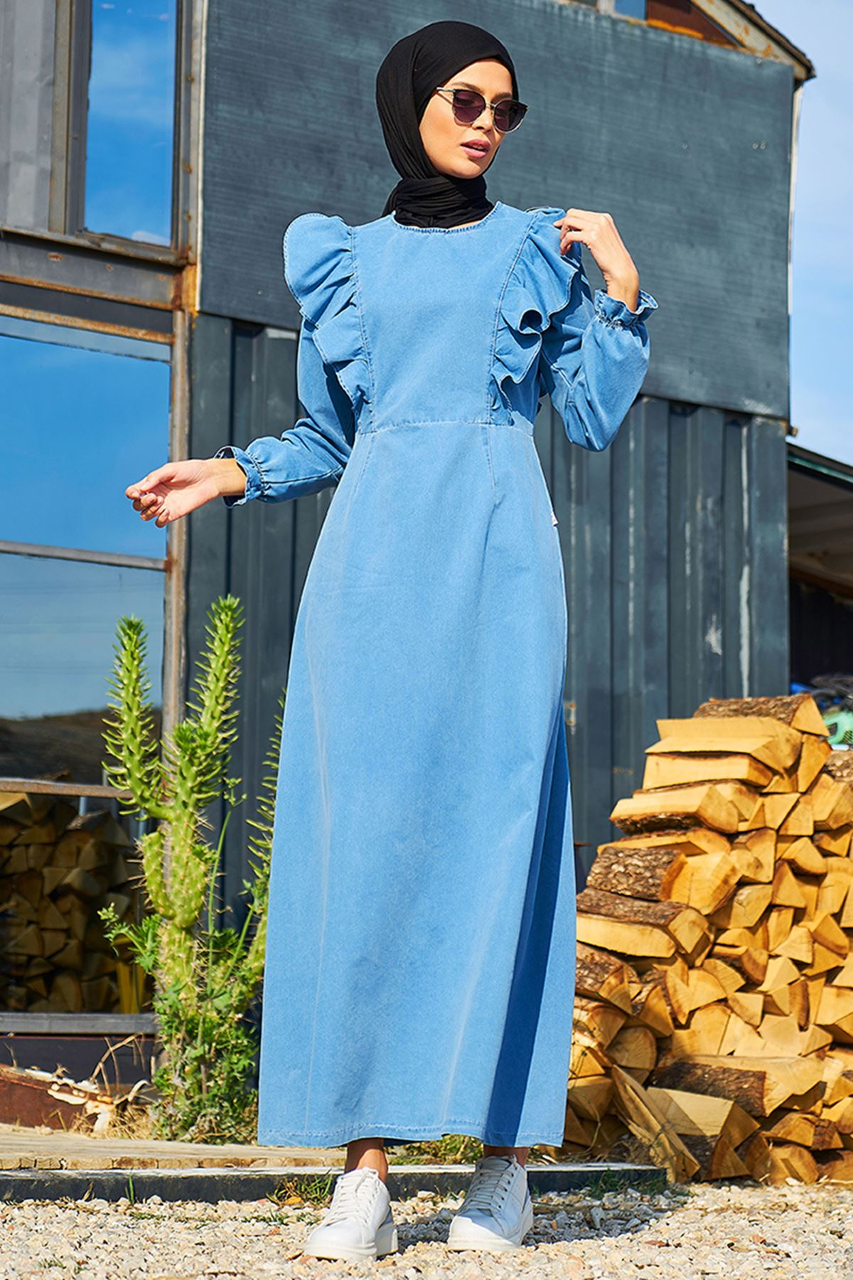 Surikka  Nil Kot Elbise SUR5510