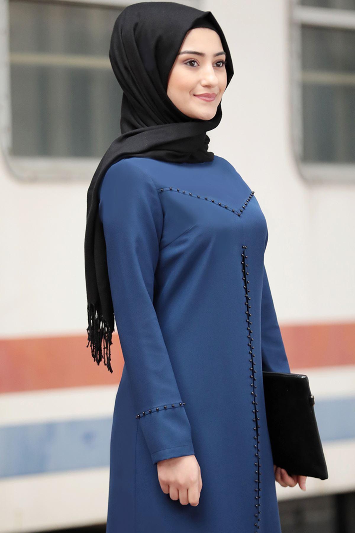Rabeysa  Rüya İkili Takım İndigo RAB8502