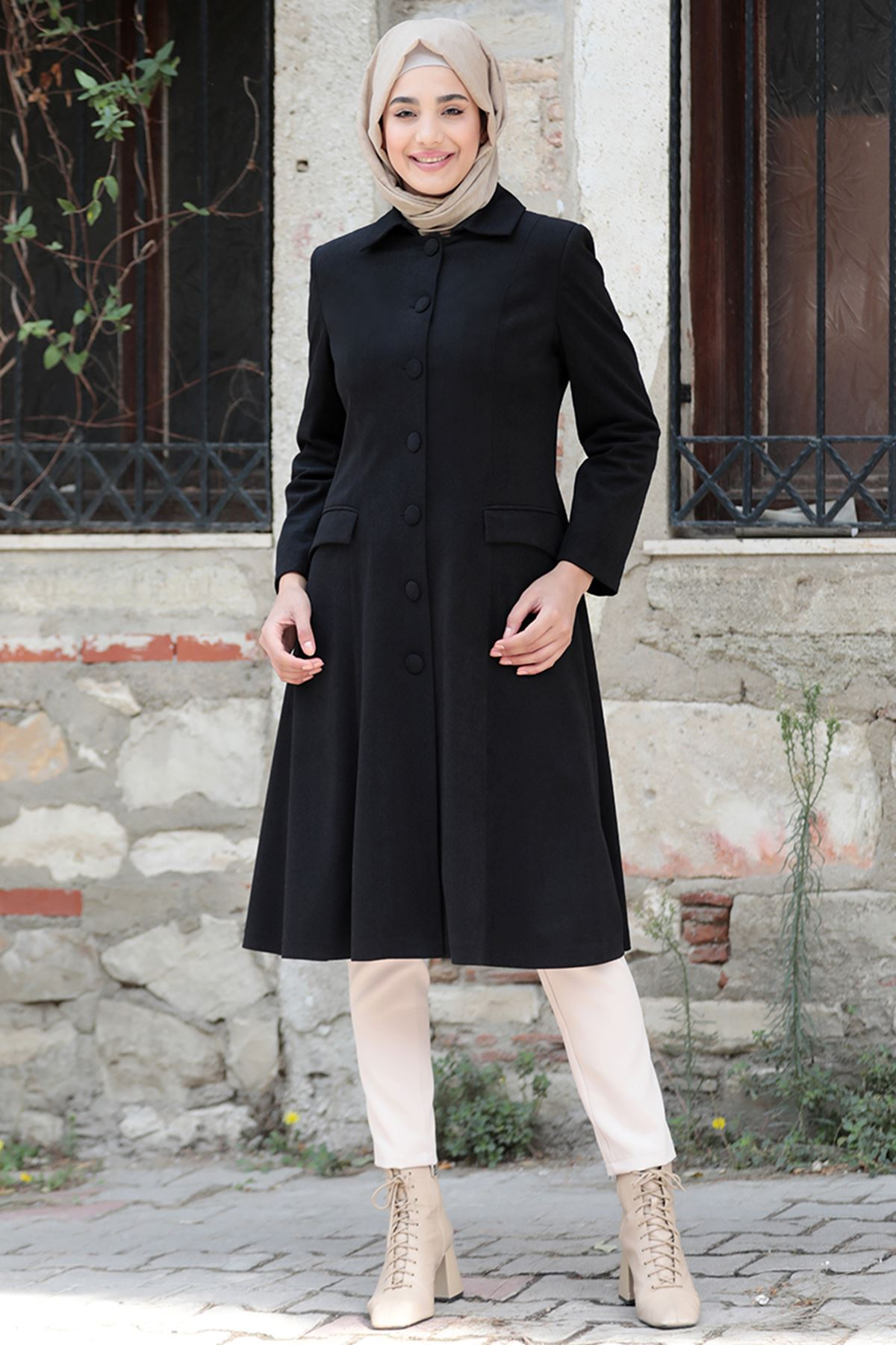 Rana Zenn Azra Kaban Siyah RAN6923