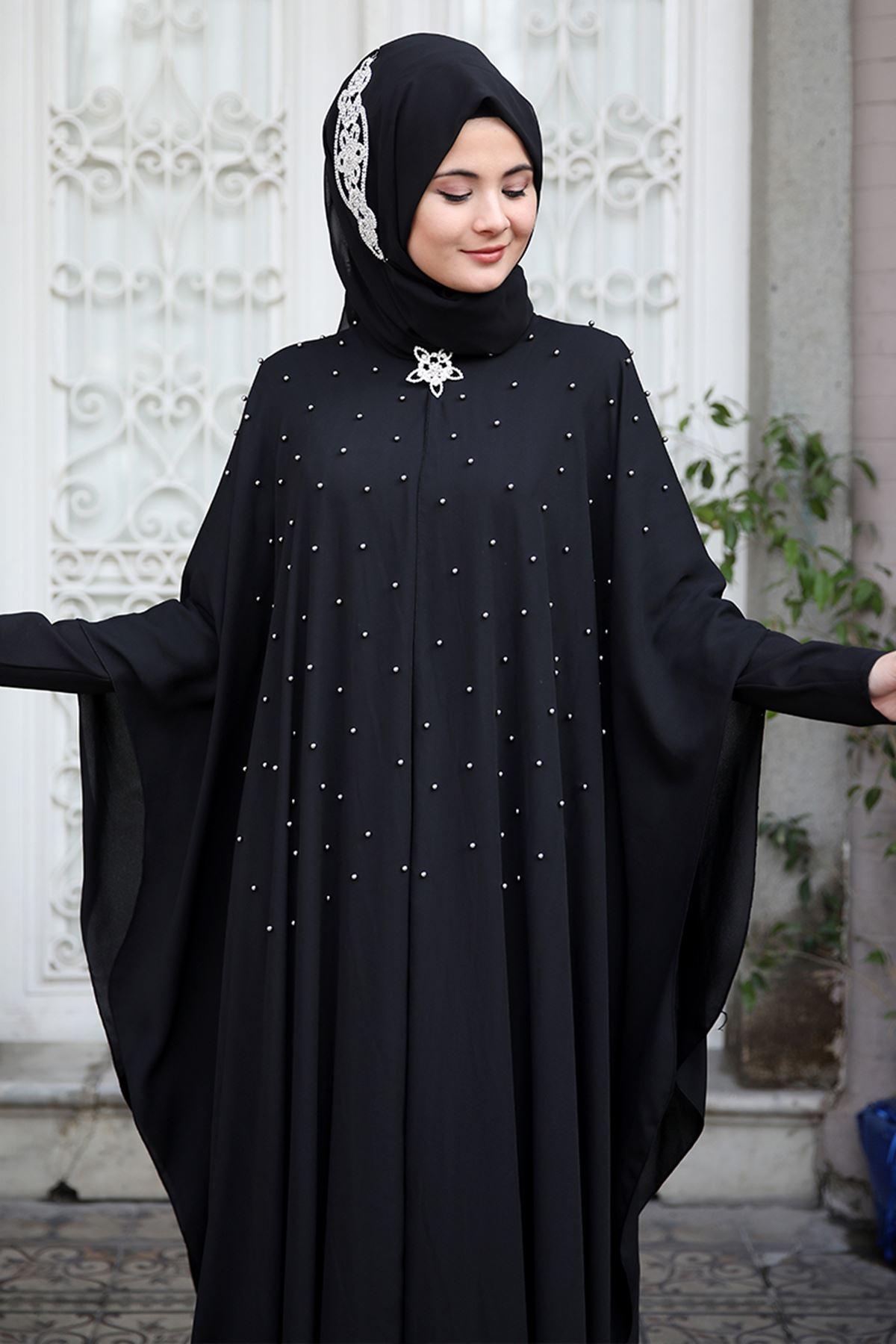 Sümay Mahpeyker Abiye Siyah SÜM5005