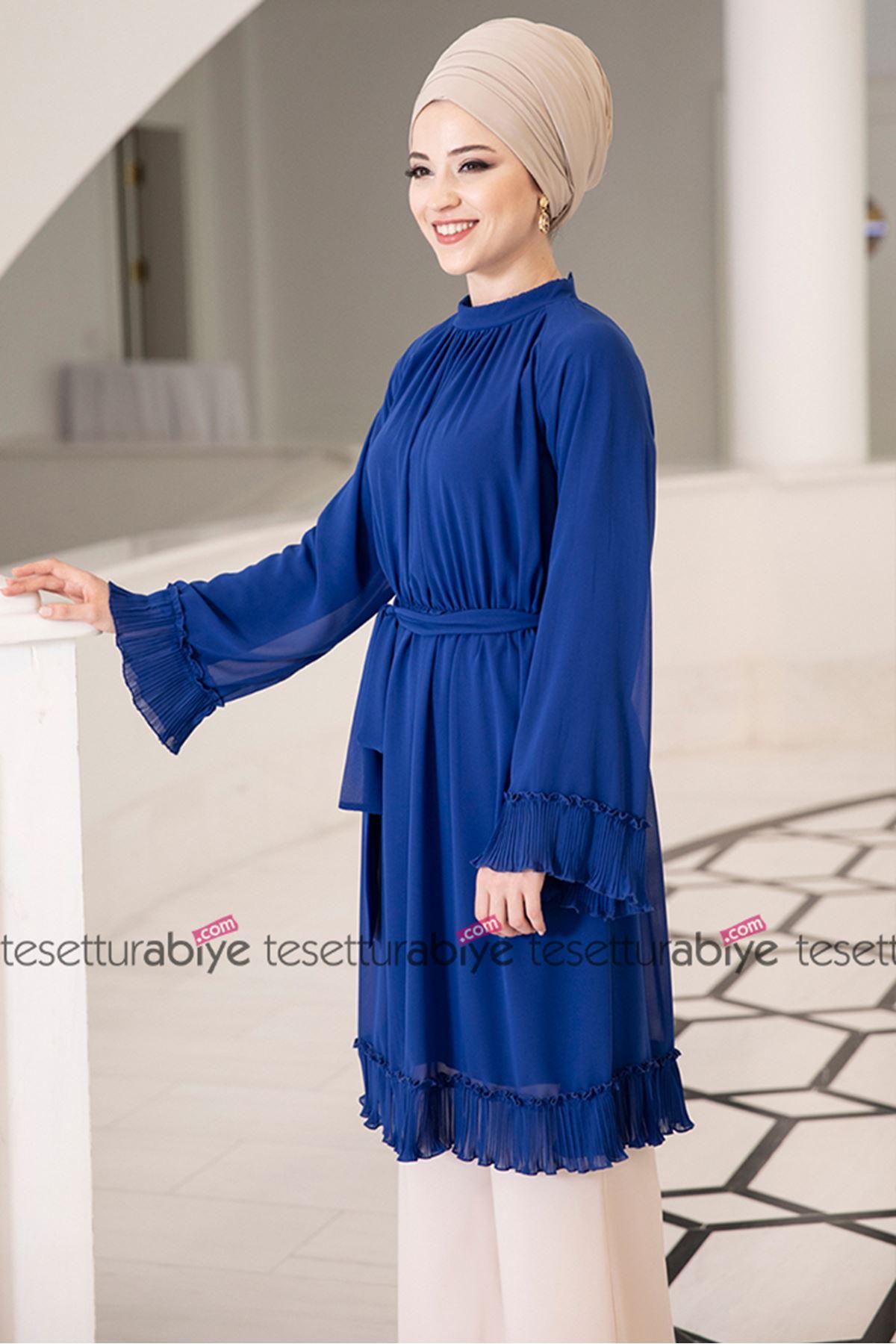 Dresslife Melisa Tunik Saks DRE2006
