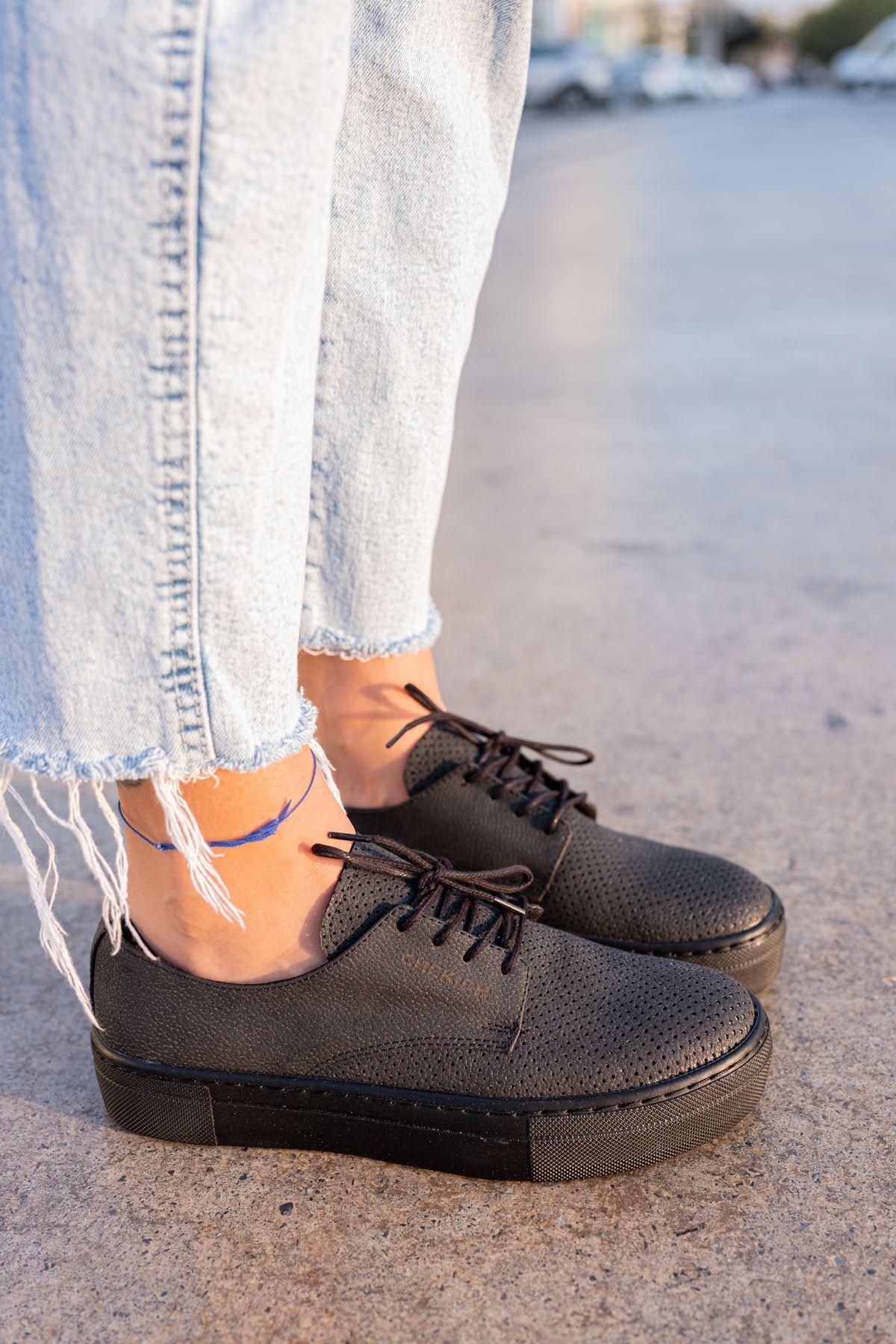 Chekich CH061 ST Kadın Ayakkabı SIYAH