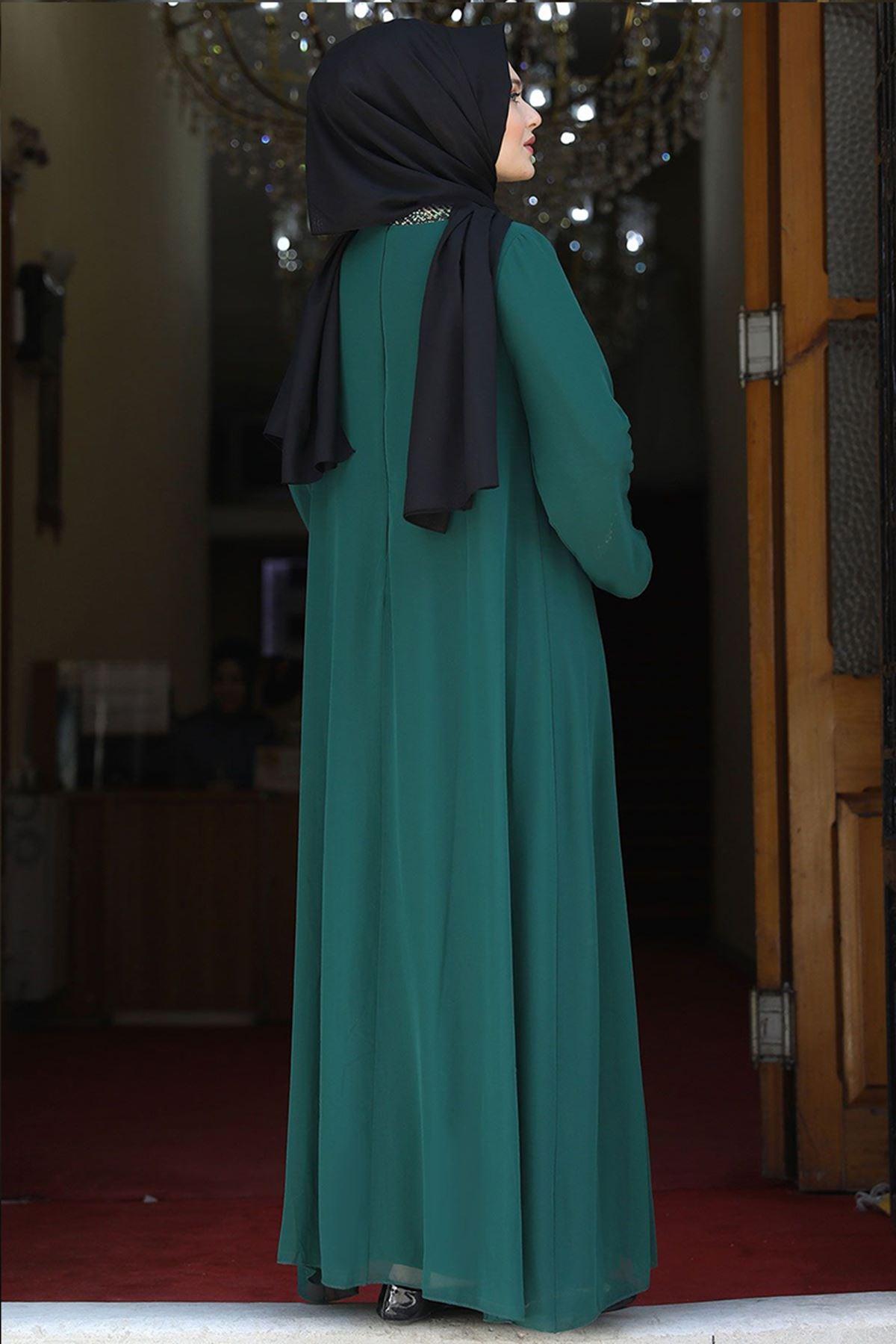 Amine Hüma - Narin Abiye Zümrüt AMİ1036