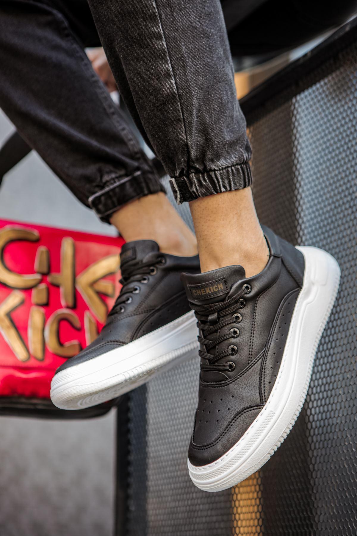Chekich CH115 İpk. BT Erkek Ayakkabı SIYAH