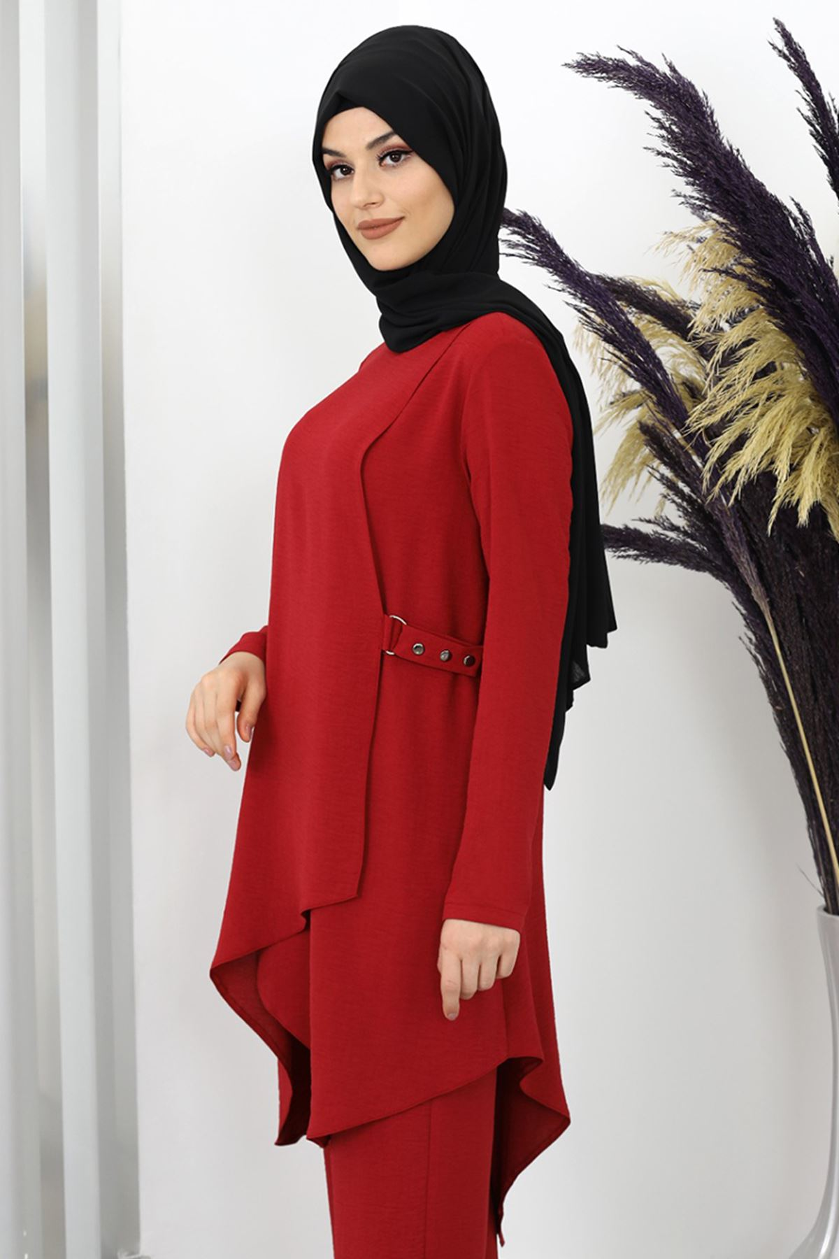 Surikka Tuana İkili Takım Kırmızı SUR5518