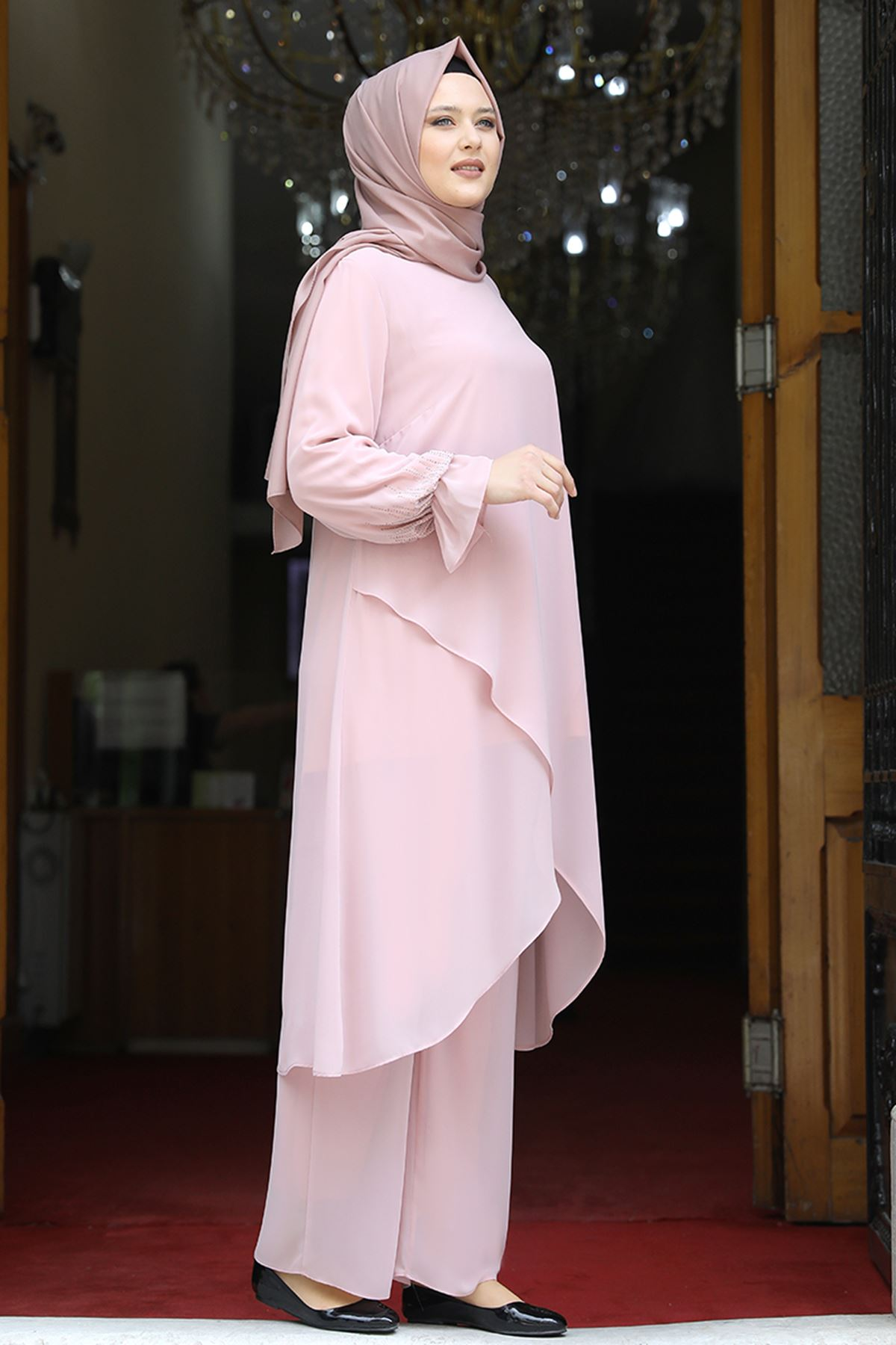Amine Hüma Azra İkili Takım Pudra AMİ1070