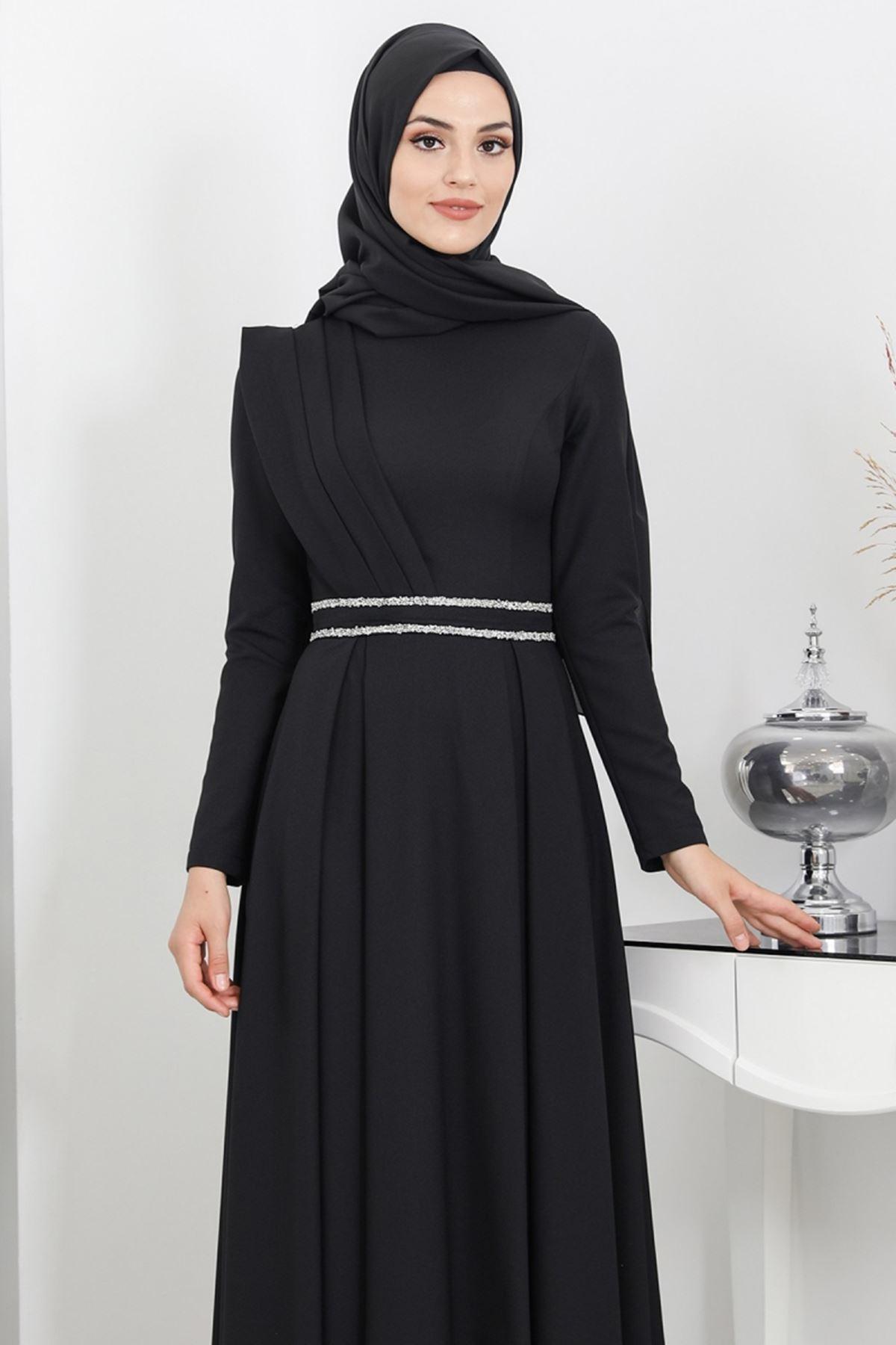 Surikka Sadem Abiye Siyah SUR5529