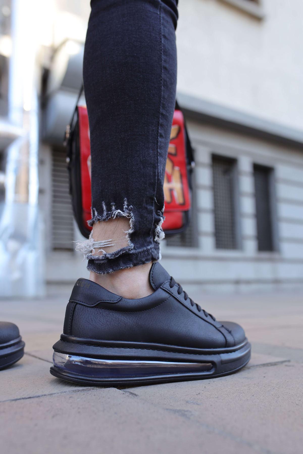 Chekich CH271 RRT Erkek Ayakkabı SIYAH