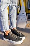 Chekich CH013 BT Kadın Ayakkabı ANTRASIT